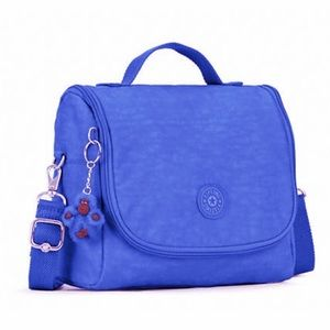 Kipling Kichirou Lunch Tote Bag Cosmetic Carrier